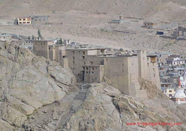 The Leh Palace