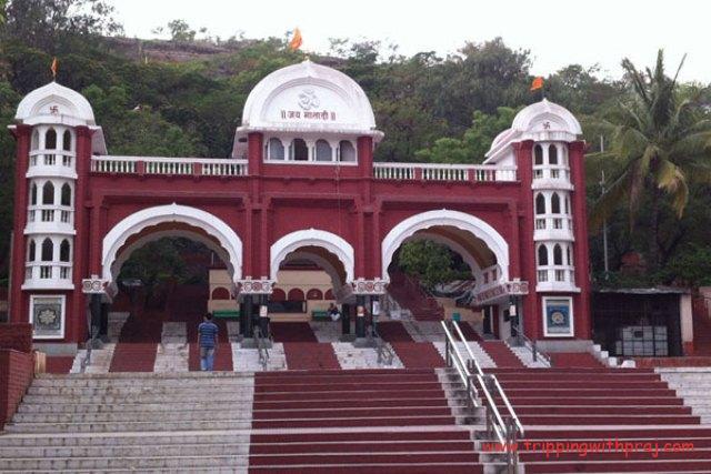 Places to visit in Pune - Chaturshrungi Temple