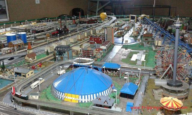 Places to visit in Pune - Joshi's Museum of Miniature Railways - Model