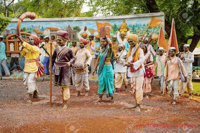 Gram Sanskruti Udyan - Wari Procession