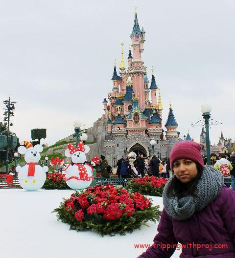 Disneyland Paris - All time favorite for Old and Young