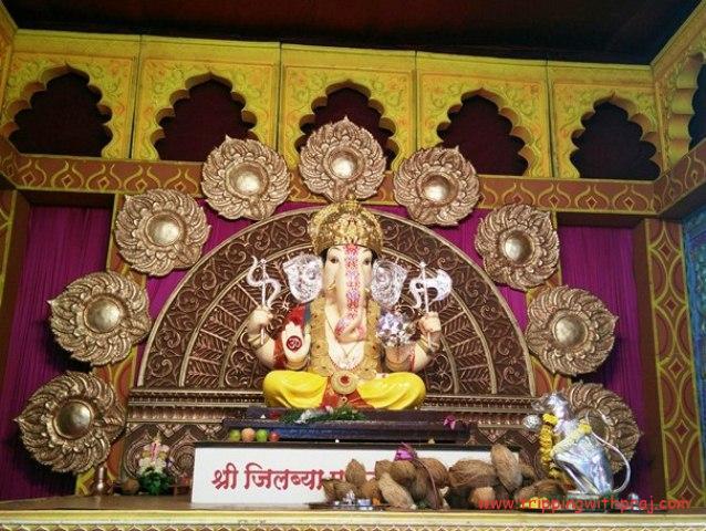 Pune Ganeshotsav - Shri Jilbya Maruti Mandal