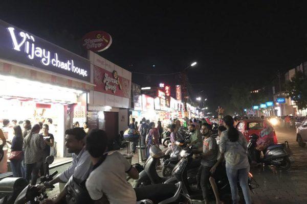 Chappan Dukaan street