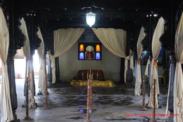 Vishrambaug Wada from inside