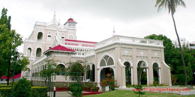Places to visit in Pune - Aga Khan Palace