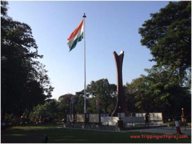 Places to visit in Pune - National War Museum
