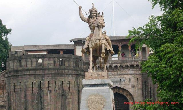 Places to visit in Pune -  Shaniwar Wada