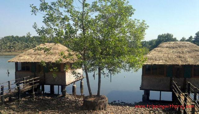 Kolad surrounding Huts and cottages