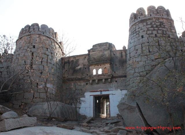 Places to visit in Hampi - Anegundi Fort