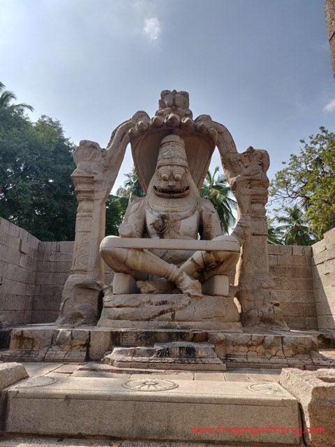 Lakshmi Narasimha Temple monolith