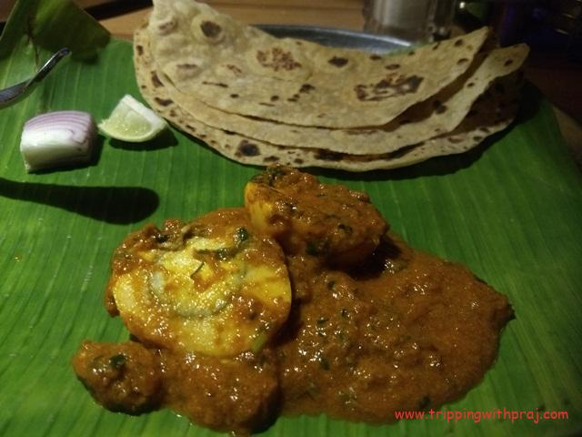 Delicious Egg Curry - Mango Tree Restaurant