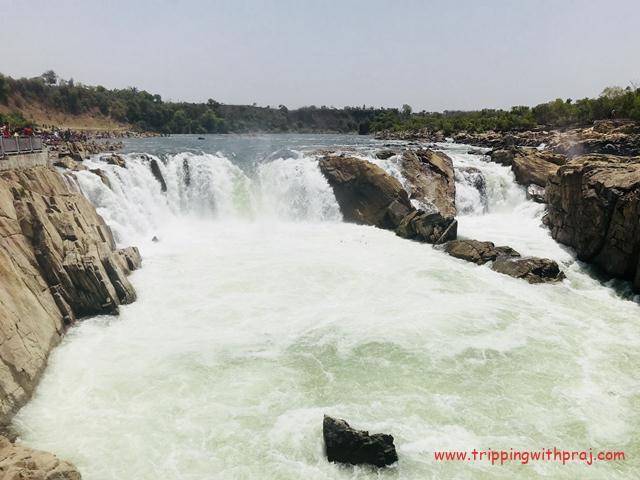 Dhuandhar Waterfalls - Miracles of Jabalpur